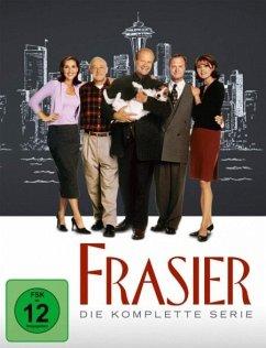 Frasier - Die komplette Serie DVD-Box - John Mahoney,Jane Leeves,Peri Gilpin