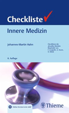 Checkliste Innere Medizin (eBook, PDF) - Hahn, Johannes-Martin