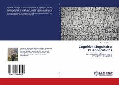 Cognitive Linguistics: Its Applications