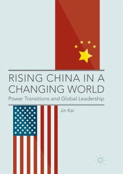 Rising China in a Changing World - Kai, Jin