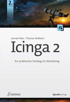 Icinga 2 (eBook, PDF) - Betz, Lennart; Widhalm, Thomas