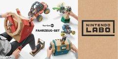 Nintendo Labo: Toy-Con 03: Fahrzeug-Set