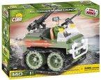COBI 2161 - SMALL ARMY, All Terrain Mobile Launcher, Raketenwerfer, Kettenfahrzeug, Bausatz, 140 Teile und 1 Figur
