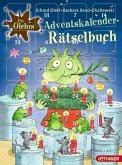 Die Olchis. Adventskalender-Rätselbuch (Mängelexemplar)