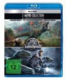 Jurassic World / Jurassic World: Das gefallene Königreich BLU-RAY Box