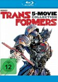 Transformers - 5-Movie Collection BLU-RAY Box
