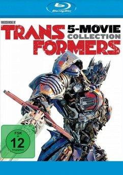 Transformers - 5-Movie Collection BLU-RAY Box - Keine Informationen