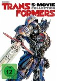 Transformers - 5-Movie Collection DVD-Box