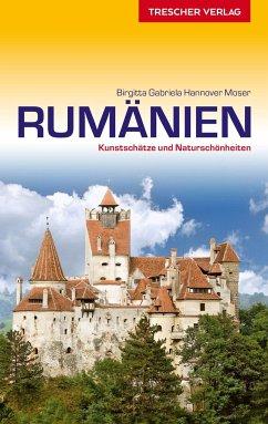 Reiseführer Rumänien - Hannover Moser, Birgitta Gabriela