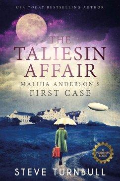The Taliesin Affair (Maliha Anderson, #7)