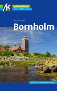 Bornholm Reiseführer Michael Müller Verlag - Haller, Andreas