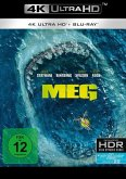 Meg (4K Ultra HD + Blu-ray)