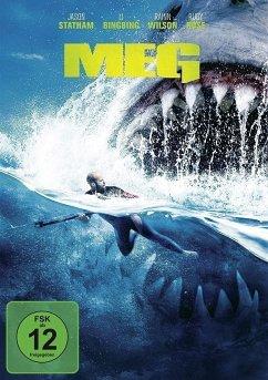 Meg - Jason Statham,Bingbing Li,Rainn Wilson