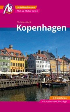 Kopenhagen MM-City Reiseführer Michael Müller Verlag - Gehl, Christian