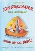 Kinderlieder rund um die Bibel - 28 religiöse Lieder inkl. Erntedank und Vaterunser