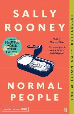 Normal People (eBook, ePUB) - Rooney, Sally