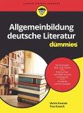 Allgemeinbildung deutsche Literatur für Dummies (eBook, ePUB)