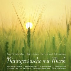 Entspannungsmusik: Naturgeräusche mit Musik zum Meditieren, Heilen und Relaxen (MP3-Download) - Deeken, Yella A.