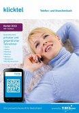 klickTel Telefon- und Branchenbuch Herbst 2018 (DVD + Handbuch)