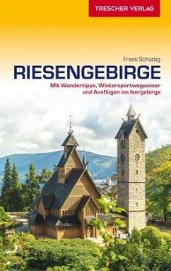 Reiseführer Riesengebirge - Schüttig, Frank