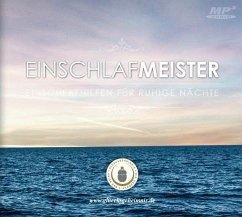Einschlafmeister, 1 MP3-Audio-CD - Gwarys-Körner, Angelika