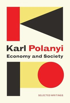 Economy and Society (eBook, PDF) - Polanyi, Karl