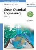 Handbook of Green Chemistry - Green Chemical Engineering V12 (eBook, PDF)