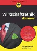 Wirtschaftsethik für Dummies (eBook, ePUB)