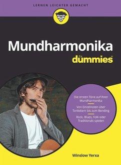 Mundharmonika für Dummies (eBook, ePUB) - Yerxa, Winslow