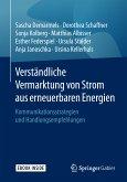 Verständliche Vermarktung von Strom aus erneuerbaren Energien (eBook, PDF)