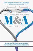 The Financial Advisor M&A Guidebook