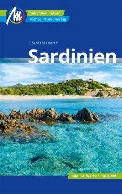 Sardinien Reiseführer Michael Müller Verlag - Fohrer, Eberhard