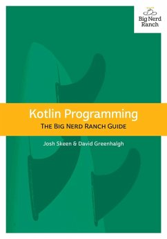 Kotlin Programming (eBook, PDF) - Skeen, Josh; Greenhalgh, David