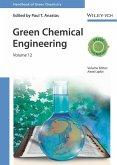 Handbook of Green Chemistry - Green Chemical Engineering V12 (eBook, ePUB)