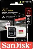 SanDisk microSDXC V30 A2 128GB Extreme 160MB SDSQXA1-128G-GN6MA