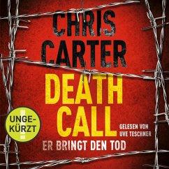 Death Call - Er bringt den Tod / Detective Robert Hunter Bd.8 (MP3-Download) - Carter, Chris