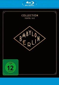 Babylon Berlin - Staffel 1 & 2 BLU-RAY Box