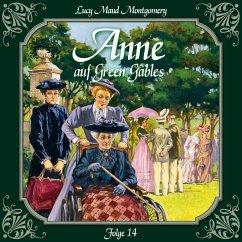 Anne auf Green Gables, Folge 14: Ein harter Brocken (MP3-Download) - Montgomery, Lucy Maud