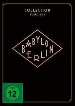 Babylon Berlin - Collection Staffel 1 & 2 (4 Discs)