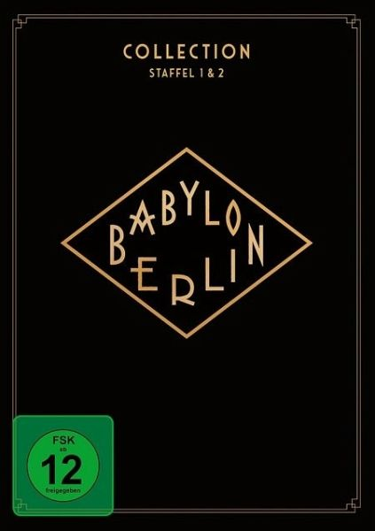 Babylon Berlin - Collection Staffel 1 & 2 (4 Discs)