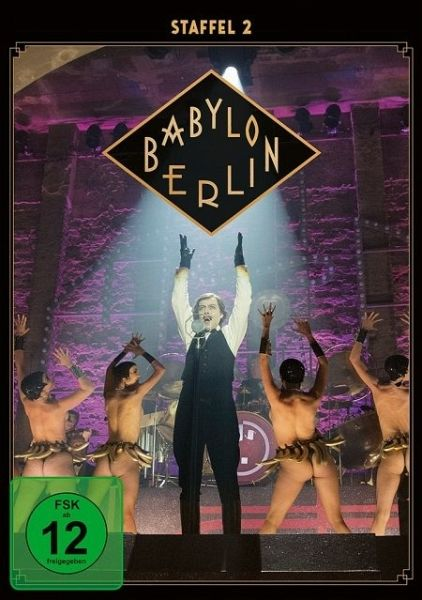 Babylon Berlin - Staffel 2 (2 Discs)