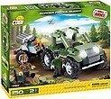 COBI 2363 - SMALL ARMY, Border Patrol Buggy, Grenzpatrouillen Buggy, Bausatz, 150 Teile und 2 Figuren