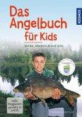 Das Angelbuch für Kids, m. DVD (Mängelexemplar)