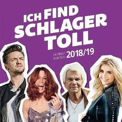 Ich find Schlager toll - Herbst/Winter 2018/19 - Diverse