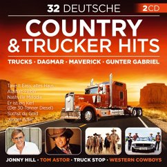 32 Deutsche Country & Trucker Hits - Diverse
