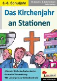 Das Kirchenjahr an Stationen (eBook, PDF)