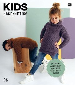 KIDS HANDKNITTING 06