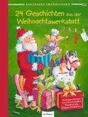 24 Geschichten aus der Weihnachtswerkstatt (Mängelexemplar)