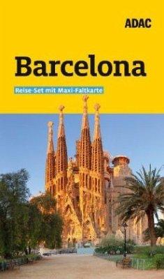 ADAC Reiseführer plus Barcelona - Macher, Julia