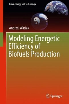 Modeling Energetic Efficiency of Biofuels Produ...